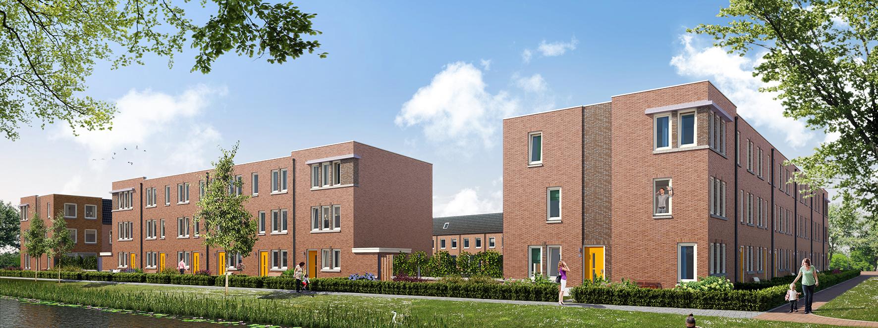 Thunnissen - Bernadottelaan Haarlem - header